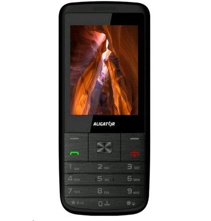 Aligator D200 Dual SIM, Čierno-modrý