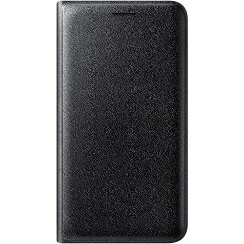 Puzdro EF-WJ320PBE Original Samsung Book Wallet J3 J320 2016 - čierne