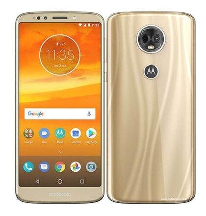 Motorola Moto E5 Plus Dual SIM, Zlatý - SK distribúcia