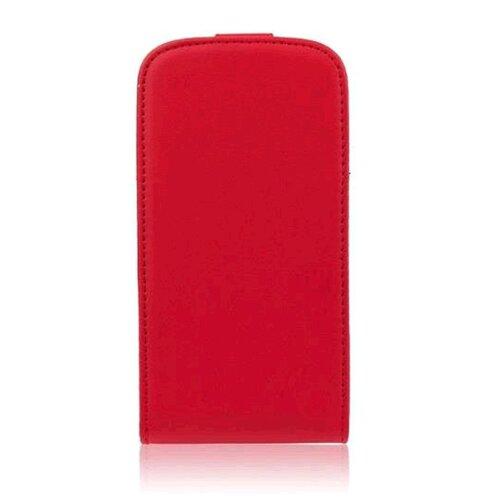 Asus Zenfone 5 flexi knižkové puzdro červené