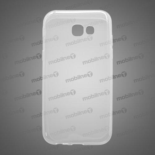 Gumené puzdro Samsung Galaxy A5 2017, priehľadné, anti-moisture