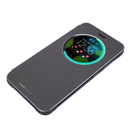 ASUS ochranné púzdro VIEW FLIP COVER pre ZenFone 3 čierne ( ZE520KL)