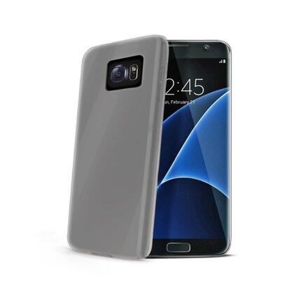 TPU púzdro CELLY Gelskin pre Samsung Galaxy S7 Edge, bezfarebné