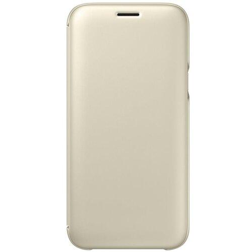 EF-WJ530CFE Samsung Folio Pouzdro Gold pro Galaxy J5 J530 2017 (EU Blister)