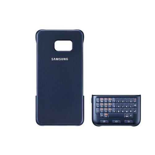 Samsung Ochranný kryt s klávesnicou pre S6 Edge Plus G928, čierny (EJ-CG928BBEGWW)