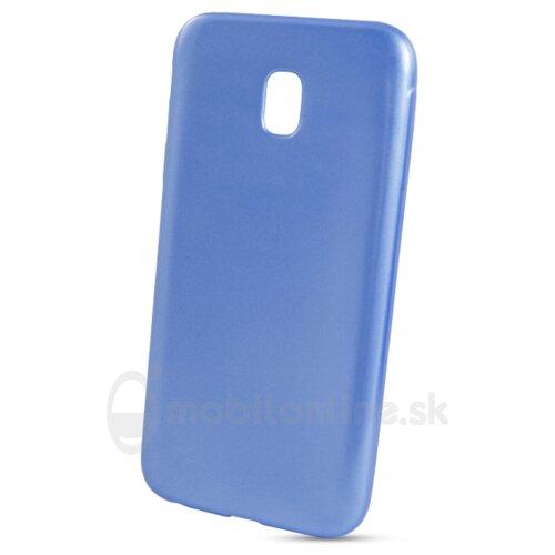 Puzdro Jelly Flash Mat Samsung Galaxy J3 J330 2017 - modré