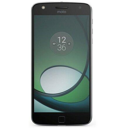 Motorola Moto Z Play Single SIM Čierno-strieborný - Trieda B