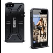 Puzdro UAG Composite Apple iPhone 5/5S/SE - čierne