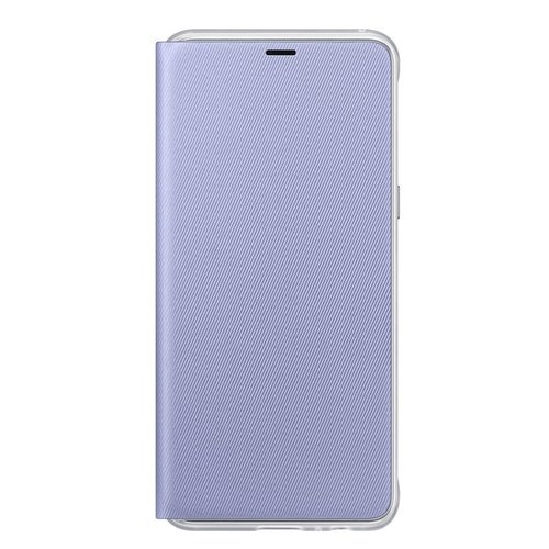 EF-FA530PVE Samsung Neon Flip Pouzdro Orchid Grey pro Galaxy A8 2018 (EU Blister)