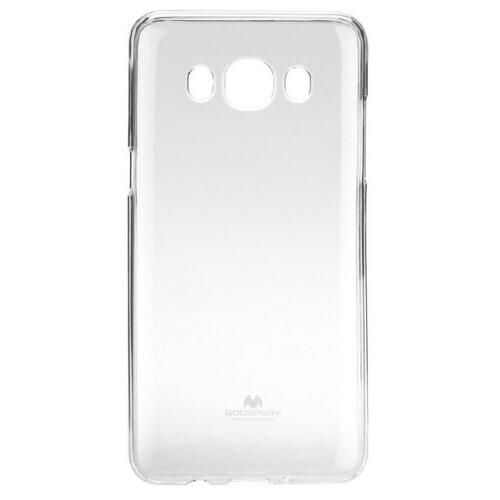 Puzdro Mercury Jelly TPU Samsung Galaxy S4 i9500/i9505/i9515 - transparentné