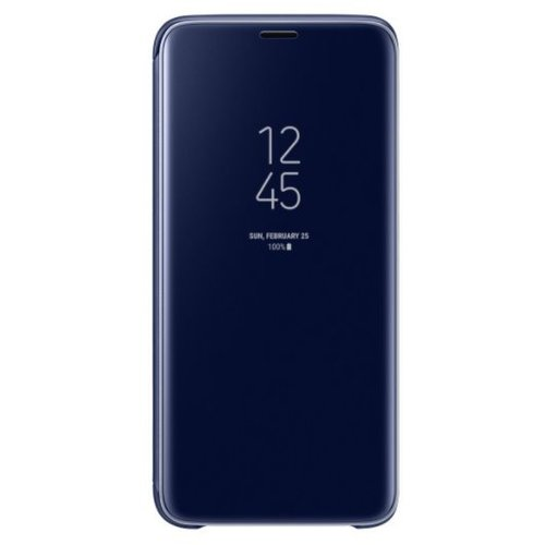 EF-ZG960CLE Samsung Clear View Cover Blue pro G960 Galaxy S9