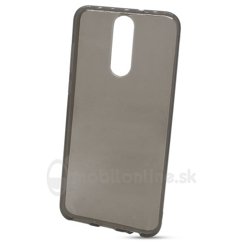 Puzdro NoName Ultratenké 0,3mm TPU Huawei Mate 10 Lite - čierne