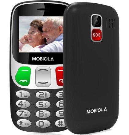 Mobiola MB800 Dual SIM, Čierny
