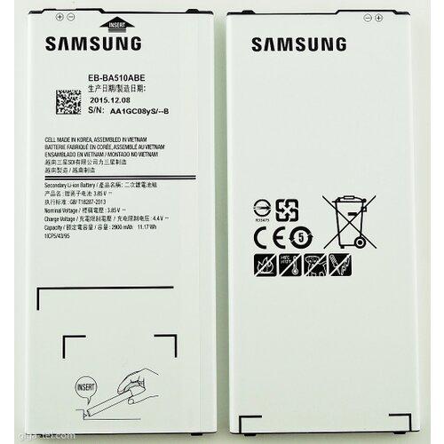 Batéria Samsung EB-BA510ABE Li-Ion 2900mAh (Bulk)