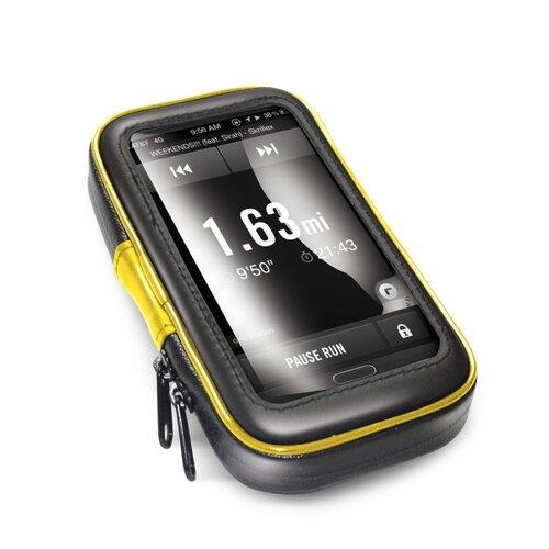 """Vodeodolný držiak CELLY FLEXBIKE pre 5,7""""telefóny a navigácia na upevnenie na riadidlá"""