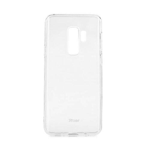 Puzdro Roar Jelly TPU Samsung S9 Plus G965 - transparentné