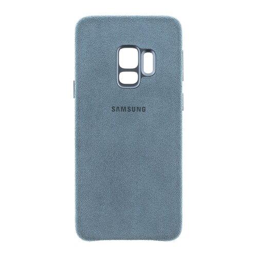 EF-XG960AME Samsung Alcantara Cover Mint pro G960 Galaxy S9 (EU Blister)