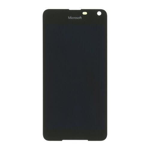 Microsoft Lumia 650 - LCD Displej + Dotyková Plocha - Čierny