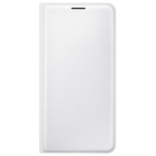 Puzdro EF-WJ510PWE Original Samsung Folio Book Galaxy J5 J510 2016 - biele