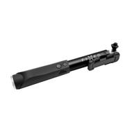 Teleskopický selfie stick FIXED v luxusnom hliníkovom prevedení s BT spúšť, čierny
