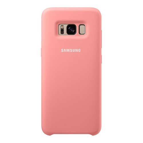 EF-PG955TPE Samsung Silicone Cover Pink pro G955 Galaxy S8 Plus