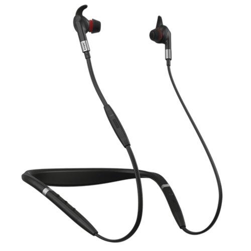 Jabra Evolve 75e MS Bluetooth slúchadlá Čierne