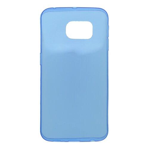 Gumené puzdro Samsung Galaxy S6 Edge, modré