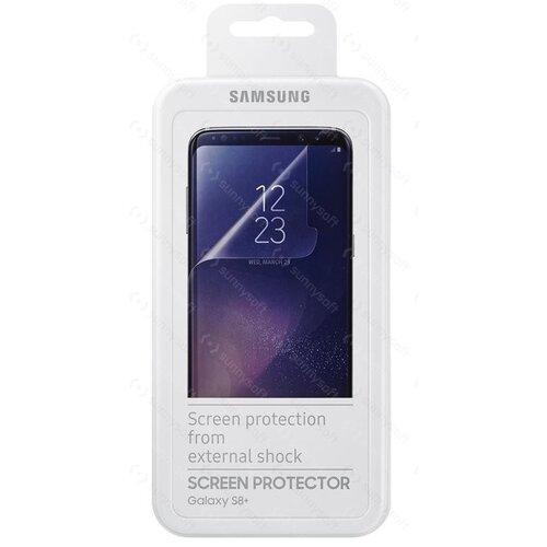 ET-FG955CTEG Samsung Galaxy S8 Plus Original Folie 8806088694085