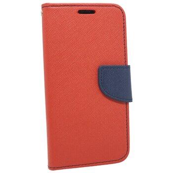 Fancy Book na Lenovo A369, červeno-modré
