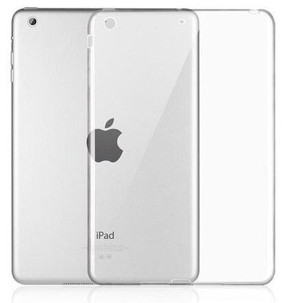 Puzdro Apple iPad Air 2 Silikón ultra tenké (0,3mm) puzdro, transparentné