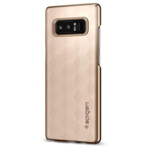 Puzdro Spigen Thin Fit Samsung Galaxy Note 8 N950 - zlaté