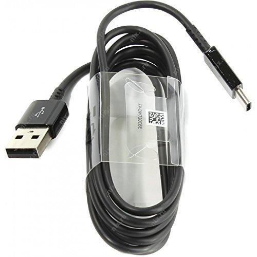 EP-DW720CBEOriginal Samsung USB-C Dátový kábel 1.5m čierny (Bulk)