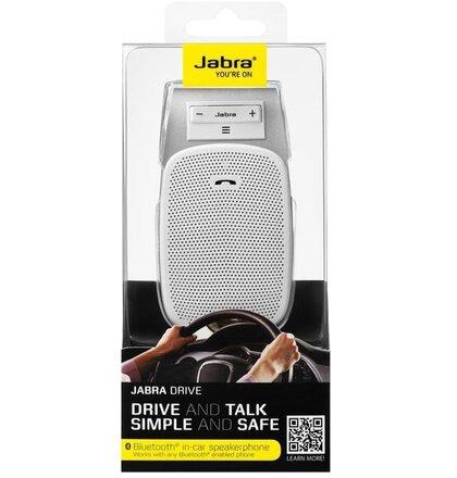 Jabra Drive Multipoint (Blister), biele
