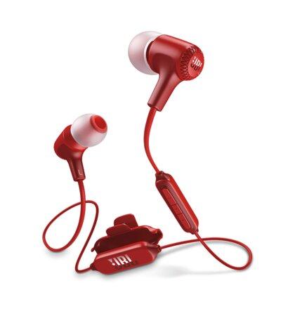 JBL E25BT červené