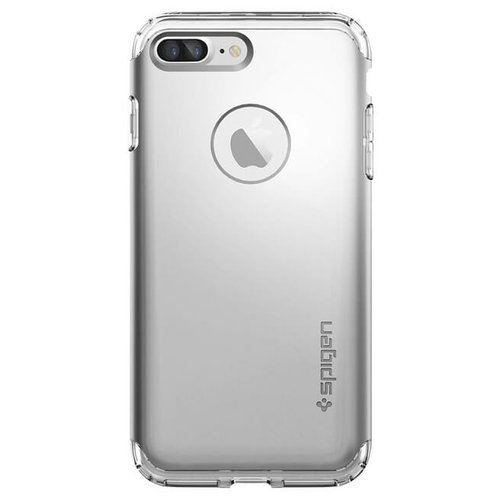Puzdro Spigen Hybrid Armor iPhone 7 Plus/8 Plus - strieborné