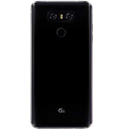 LG G6 H870 32GB Single SIM Čierny - Trieda A