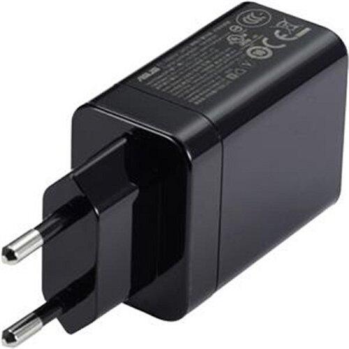 Nabíjací adaptér Asus 10W 5V (18W 15V) pre tablety Čierny (Bulk)