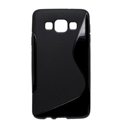 Puzdro S-Line Samsung Galaxy A3 A300 čierne