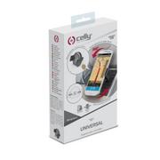 Univerzálny držiak do mriežky ventilácie CELLY MINIGRIP EVO pre mobilné telefóny a smartphony