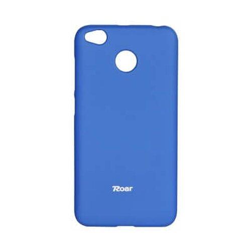 Puzdro Roar Jelly Colorful TPU Xiaomi Redmi 4X - modré