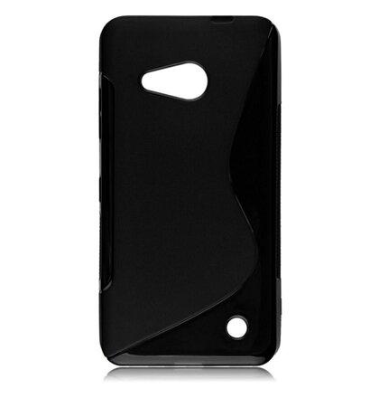 Puzdro S-Line Microsoft Lumia 550 čierne