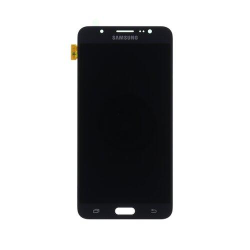 Samsung J710 Galaxy J7 2016 - LCD Displej + Dotyková Plocha - Čierny (Service Pack)