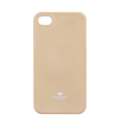 Mercury Jelly Case pro iPhone 4/4S Gold