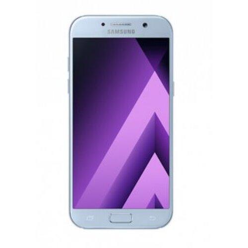 Samsung A520 Galaxy A5 2017 - LCD Displej + Dotyková Plocha - Modrý (Service Pack)