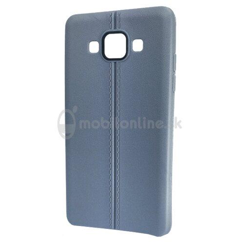 Puzdro Samsung Galaxy A5 A500, zadný kryt TPU - šedý