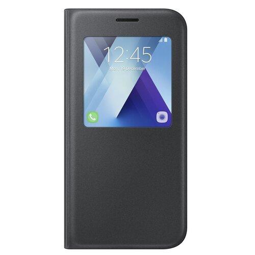 EF-CA520PBE Samsung S-View Pouzdro Black pro Galaxy A5 A520 2017 (EU Blister) (8806088628882) (a520view)