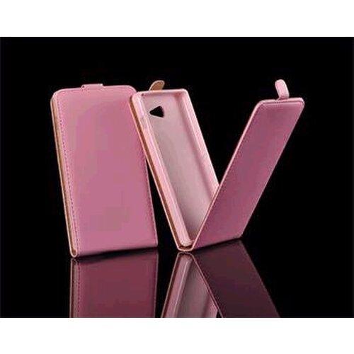 Knižkové puzdro Vertical Slim Flexi 2 Samsung Galaxy S4 i9500/i9505, ružové
