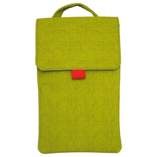 Puzdro na tablet Ton s magnetickým zapínaním, 8 palcov zelené