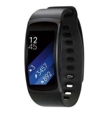 Samsung Galaxy Gear Fit 2 SM-R360 Čierne