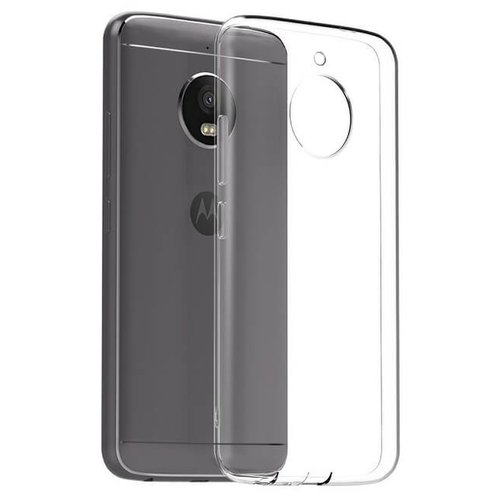 Puzdro NoName TPU 0,3mm Motorola Moto E4 Plus - transparentné
